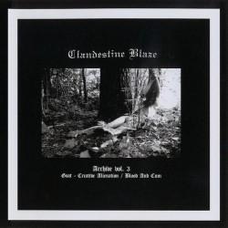 Clandestine Blaze - Archive vol. 3, LP