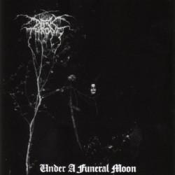 Darkthrone - Under a Funeral Moon, Digi CD