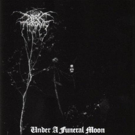 Darkthrone - Under a Funeral Moon, Digi CD
