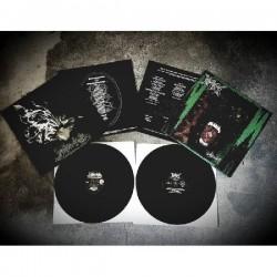 Howls Of Ebb / Khthoniik Cerviiks - With Gangrene Edges/Voiidwarp, LP