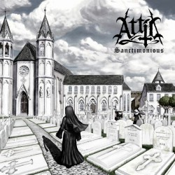 Attic - Sanctimonious, Digi CD