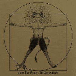 Cultes des Ghoules - The Rise Of Lucifer, 10'' MLP