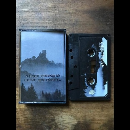Obscurae/Fireström - A Pact Forged in Night and Death, Tape