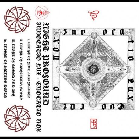 Night Profound - Invocatio Lux, Evocatio Nox, Tape