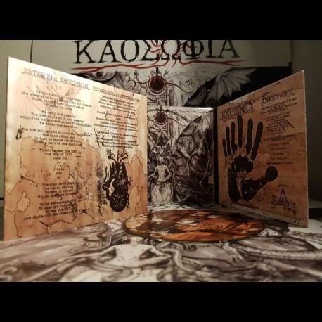 Kaosophia - Serpenti Vortex, Digi CD