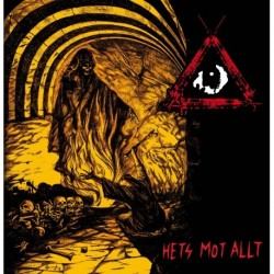 The Third Eye Rapists - Hets mot allt, LP