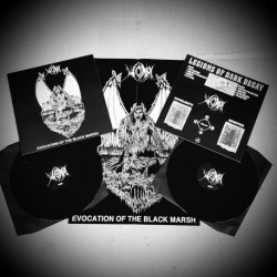 Worm - Evocation of the Black Marsh, LP