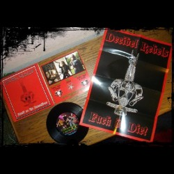 Decibel Rebels - Vomit on the Dancefloor, EP