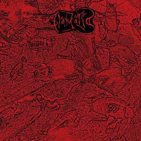 Blattaria - s/t, LP (Red Cockroach)