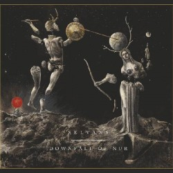 Downfall of Nur / Selvans - Split, Digi CD