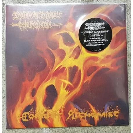 Dreadful Relic - Combat Alchemist, EP