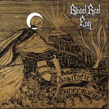 Blood Red Fog - Thanatotic Supremacy, CD