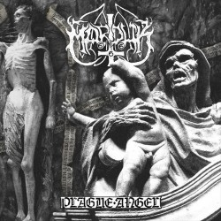 Marduk - Plague Angel, LP