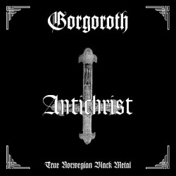 Gorgoroth - Antichrist, CD