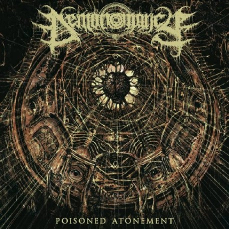 Demonomancy - Poisoned Atonement , CD