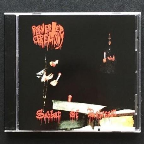 Perverted Ceremony - Sabbat of Behezaël + s/t EP, CD