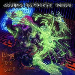 Satan's Almighty Penis - Pulsing Feral Spire, CD