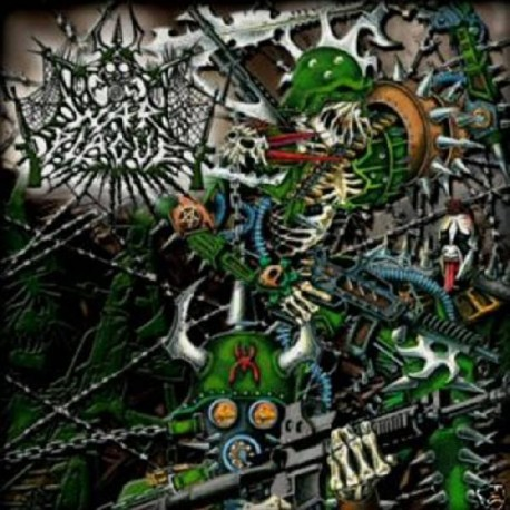 War Plague - The Necro Continuum, CD