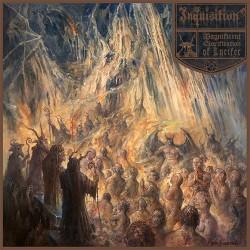 Inquisition - Magnificent Glorification of Lucifer, Digi CD