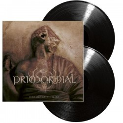 Primordial - Exile Amongst the Ruins, DLP (black)
