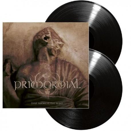 Primordial - Exile Amongst the Ruins, DLP (black)