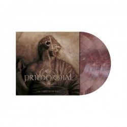 Primordial - Exile Amongst the Ruins, DLP (purple)