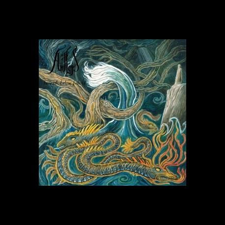 Antlers - Beneath.Below.Behold, Digi CD