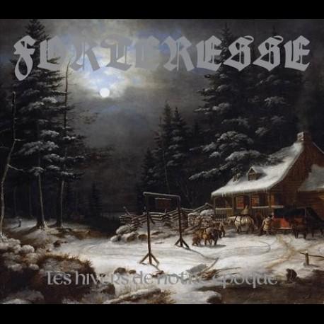 Forteresse - Les hivers de notre époque, Digi CD