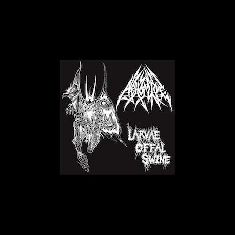 Abhomine - Larvae Offal Swine, LP