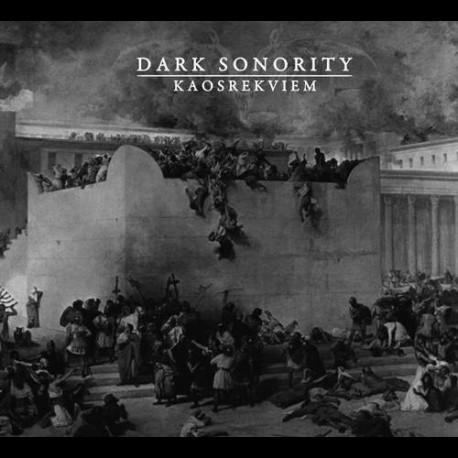 Dark Sonority - Kaosrekviem, Digi MCD