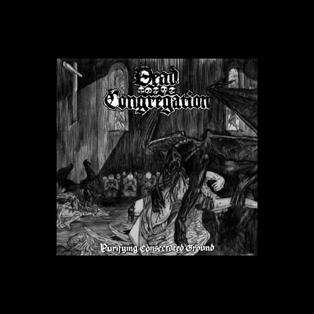 Dead Congregation - Purifying Consecrated Ground, MCD