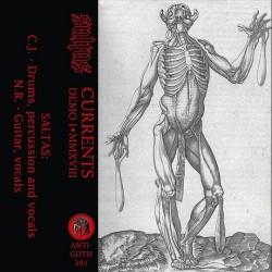 Saltas - Currents Demo 1, Tape