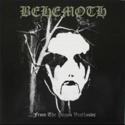 Behemoth - from the Pagan Vastlands, Digi CD