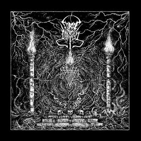 Force Of Darkness - Absolute Verb of Chaos and Darkness, CD