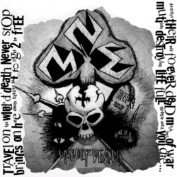 NME - Unholy Death/Machine of War 2-CD