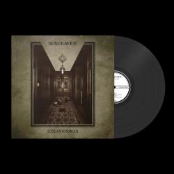 Bergraven - Dödsvisioner, LP