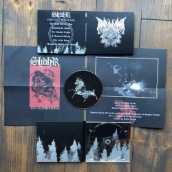 Slidhr - The Futile Fires Of Man, Digi CD