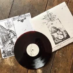 Kwade Droes - De Duivel en zijn gore oude kankermoer, LP