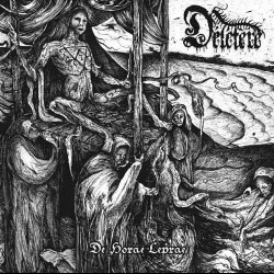 Délétère - De Horae Leprae, CD
