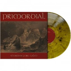 Primordial - Storm Before Calm, LP (olive black marbled)