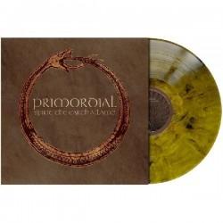 Primordial - Spirit the Earth Aflame, LP (olive black marbled)
