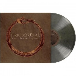 Primordial - Spirit the Earth Aflame, LP (dark brown marbled)