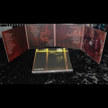Raksu - s/t, Digi CD