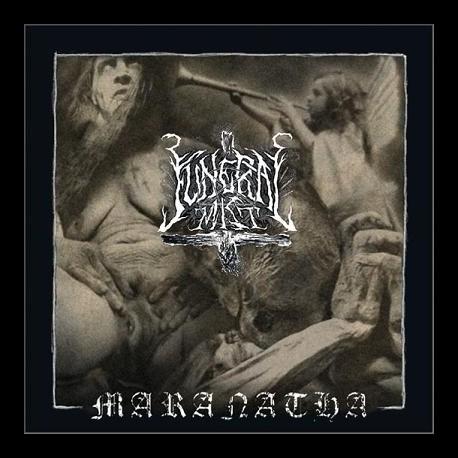 Funeral Mist - Maranatha, CD