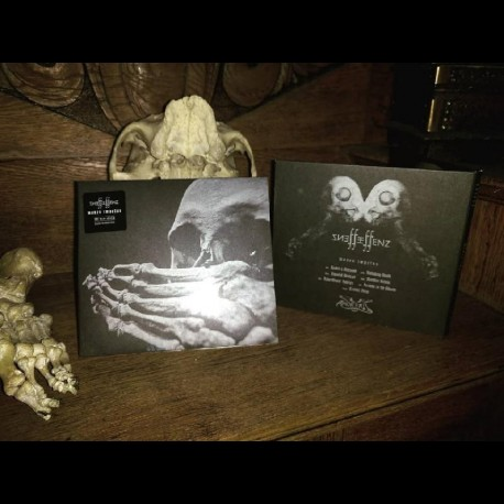 Essenz - Manes Impetus, Digi CD