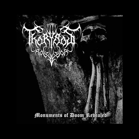 Thorybos - Monuments of Doom Revealed, CD