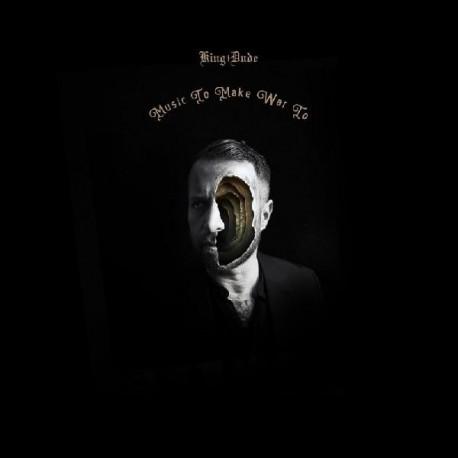 King Dude  - Music To Make War To, LP (white)