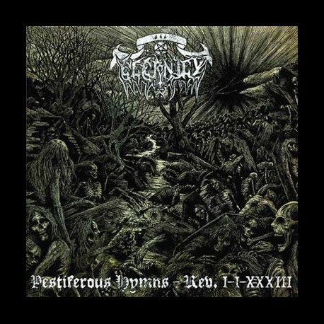 Eternity - Pestiferous Hymns – Rev. I-I-XXXIII, CD