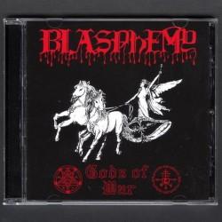 Blasphemy - Gods of War, CD