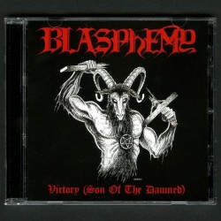 Blasphemy - Victory (Son of the Damned), CD